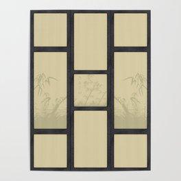 Tatami - Bamboo Poster