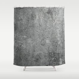 Old Leather Book Cover Lichen Shower Curtain
