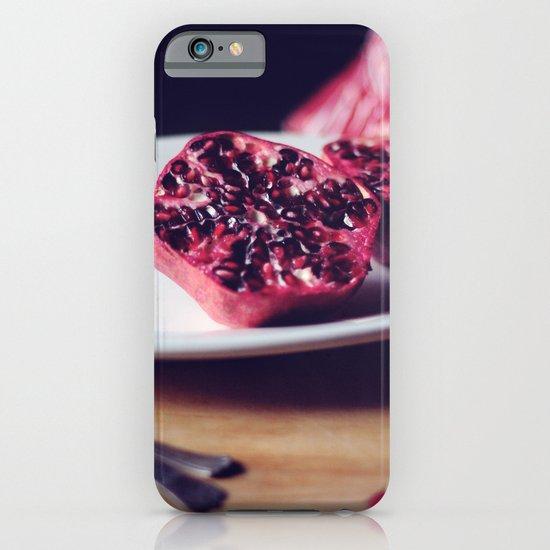 pomegranate, 2 iPhone & iPod Case