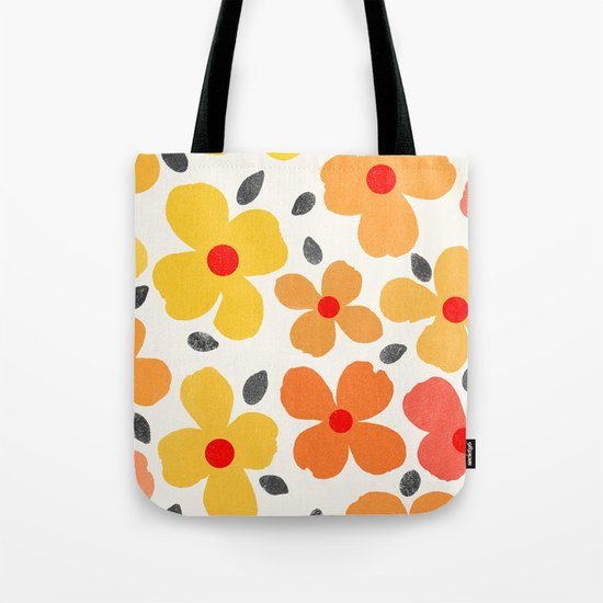 dogwood 6 Tote Bag