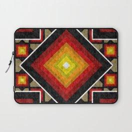 """Heat"" | Digital Art Laptop Sleeve"