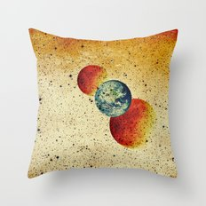 Take me to the moons and back Throw Pillow