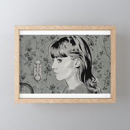 La Peau Douce Framed Mini Art Print