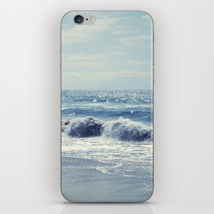 Ocean Blue... iPhone Skin