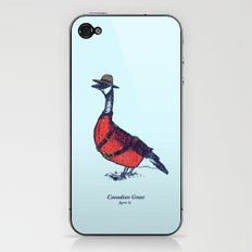 Canadian Goose iPhone & iPod Skin