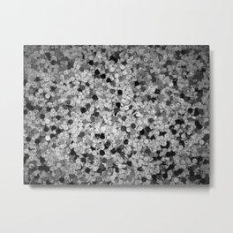 Spray Paint Caps Metal Print