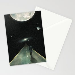 Road To Unknown Stationery Cards