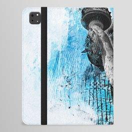 Lady Liberty iPad Folio Case