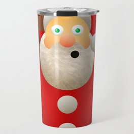 Circle Claus Travel Mug