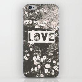 love VII iPhone Skin