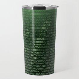 No More Matrix Travel Mug