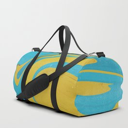 Melted Pool Duffle Bag