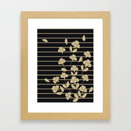 Fabric No.4 Framed Art Print