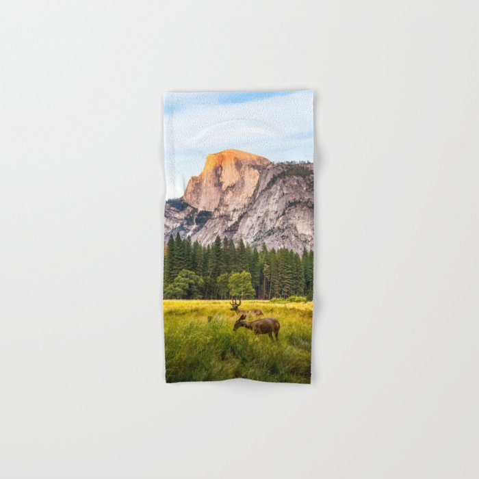 Other Side of the Mountain Hand & Bath Towel