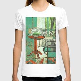 Henri Matisse The Green Room T-shirt