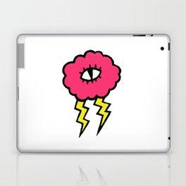 Lily Lightning Laptop & iPad Skin