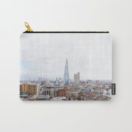 City Skyline View of the Shard, London Carry-All Pouch