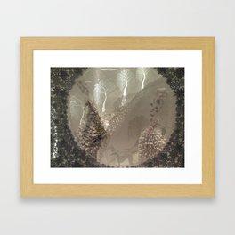 paper antoinette Framed Art Print