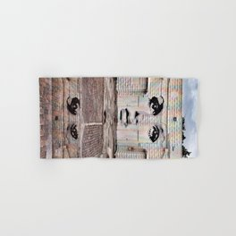 STARRY EYED MURAL Hand & Bath Towel