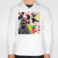 literature Hoodies featuring Literature by Kerosene Bill