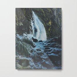 Lancaster Falls Metal Print