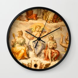 Brunelleschi Cupola in Florence Wall Clock