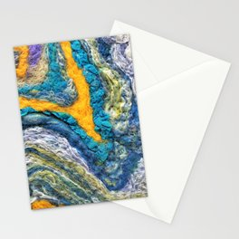 Circle Mint - FELT Expressions Stationery Cards