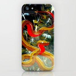 Aboriginal Art #3 iPhone Case