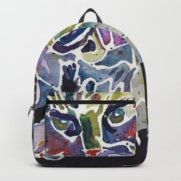 Rainbow Magic Meow Cat Backpack