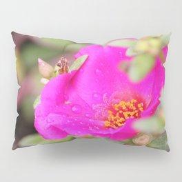 Neon Flower Pillow Sham