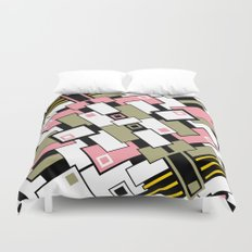 C13D GeoAbstract 2 Duvet Cover