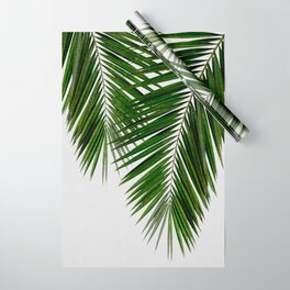 Palm Leaf II Wrapping Paper