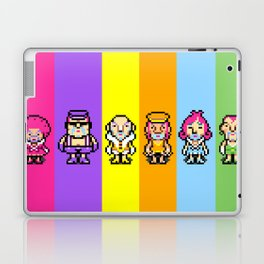 The Magypsies (Aeolia, Doria, Lydia, Phrygia, Mixolydia and Ionia) - Mother 3 Laptop & iPad Skin