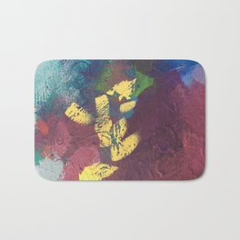 Accidents In Yello Bath Mat