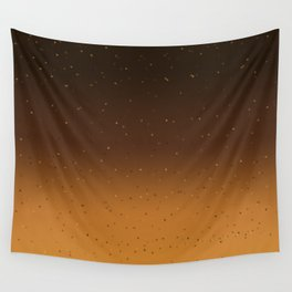 Chocolate and Peanut Butter Wall Tapestry