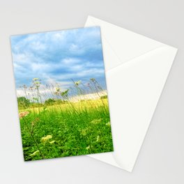 Summer Country Scene Stationery Cards
