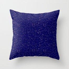 Southern Stars Throw Pillow