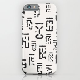 Hypnosis II iPhone Case