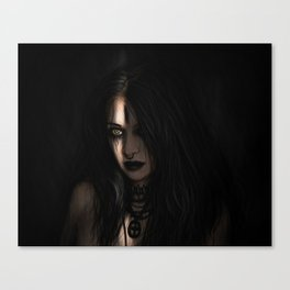 What Once Was Lost Canvas Print