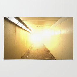 Light at the End of the Tunnel Rug