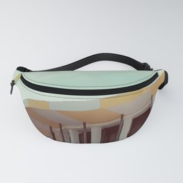 Chequered Love Fanny Pack