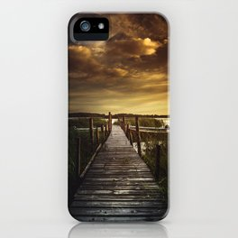 End Of Days iPhone Case