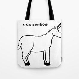 unicorndog Tote Bag