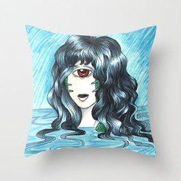 Sedna (SMT) Throw Pillow