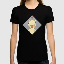 Moogle Doll Portrait T-shirt