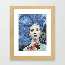 Galaxsea Framed Art Print