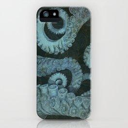 Octopus 2 iPhone Case