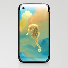 Sea Horses iPhone & iPod Skin