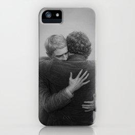 John and Sherlock iPhone Case