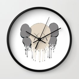 Kaws splash Wall Clock